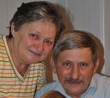 Földi Gyula, és felesége Ágota